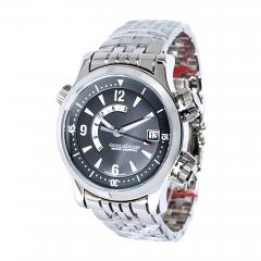 Jaeger LeCoultre Master Compressor Q170314 Men s Watch in 18K White Gold - 1365929