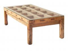 Jail Door Coffee Table - 1882771