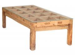Jail Door Coffee Table - 1882773