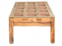 Jail Door Coffee Table - 1882774