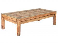 Jail Door Coffee Table - 1882775