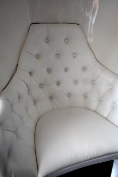 Jaime Hayon Jaime Hayon Showtime Armchair White Lacquered with Cover - 1009689