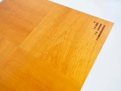 Jaime Tresserra Jaime Tresserra Marquetry Walnut Coffee Table - 1169567