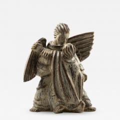 Jais Nielsen JAIS NIELSEN FOR ROYAL COPENHAGEN JACOB WRESTLING WITH THE ANGEL  - 2049358