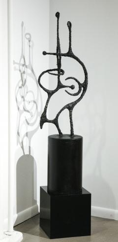 James Anthony Bearden James Bearden Sculpture Tango  - 978419