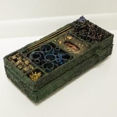 James Anthony Bearden James Bearden Segment Jewelry Box - 917528