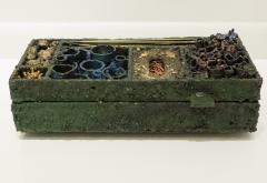 James Anthony Bearden James Bearden Segment Jewelry Box - 917529