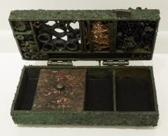 James Anthony Bearden James Bearden Segment Jewelry Box - 917530