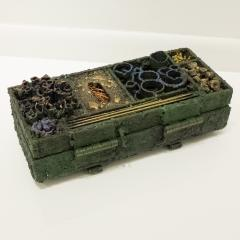 James Anthony Bearden James Bearden Segment Jewelry Box - 917535