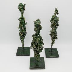 James Anthony Bearden James Bearden Set of Three Cathedral Series Figures - 1004375