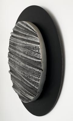 James C Myford James C Myford Cast Aluminum Abstract Wall Sculpture - 1074681