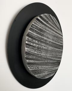 James C Myford James C Myford Cast Aluminum Abstract Wall Sculpture - 1074693