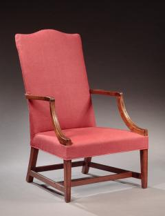 James Campbell Rare Federal Lolling Chair made by James Campbell - 497930