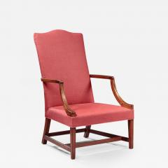 James Campbell Rare Federal Lolling Chair made by James Campbell - 499845