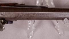 James Collins Cased Pair Flintlock Target Dueling Pistols by Collins of London - 1508691