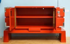 James E Dolena Rare 2 Door Cabinet by James Dolena - 304639