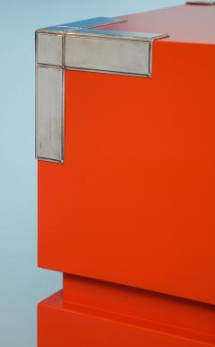 James E Dolena Rare 2 Door Cabinet by James Dolena - 304640
