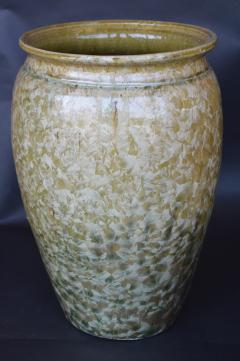 James Fox Collection of Crystalline Glazed Ceramics in Green - 1006937