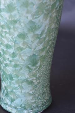 James Fox Collection of Crystalline Glazed Ceramics in Green - 1006940