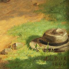 James L Dick LEAP FROG - 1908321