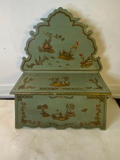 James Mont 1940S HAND PAINTED CHINOISERIE MIRROR AND SETTEE SUITE - 1780059