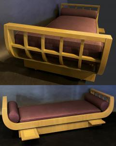 James Mont A Pair of Modern Upholstered Daybeds James Mont - 1371879