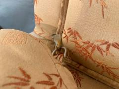James Mont Chinese Ming James Mont Style Chinoiserie Occasional Chairs Having Chong Legs - 1930571