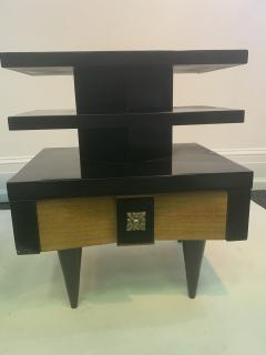 James Mont HIGH STYLE MID CENTURY NIGHT STANDS - 1084620