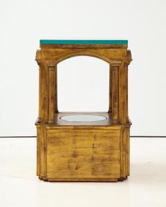 James Mont James Mont Architectural Side Table - 1901131