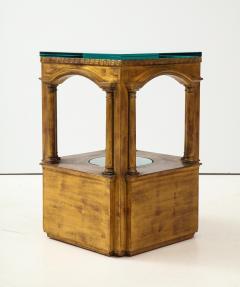 James Mont James Mont Architectural Side Table - 1901133