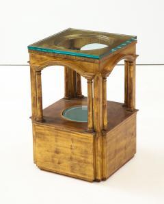James Mont James Mont Architectural Side Table - 1901134