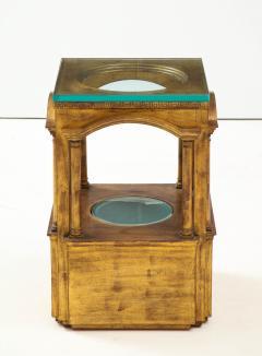 James Mont James Mont Architectural Side Table - 1901135