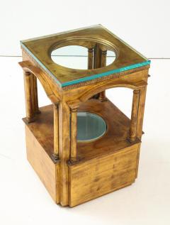 James Mont James Mont Architectural Side Table - 1901137