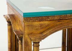 James Mont James Mont Architectural Side Table - 1901138