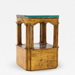 James Mont James Mont Architectural Side Table - 1902057