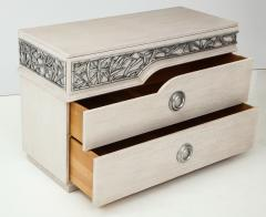 James Mont James Mont Bamboo Frieze Double Dresser - 1078103