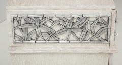 James Mont James Mont Bamboo Frieze Double Dresser - 1078108