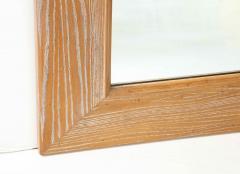 James Mont James Mont Cerused Oak Mirror  - 1197375