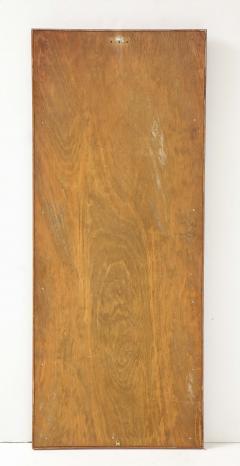 James Mont James Mont Cerused Oak Mirror  - 1197377