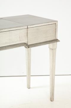 James Mont James Mont Silver Leafed Vanity Desk - 1197236
