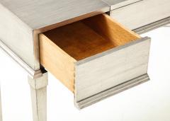 James Mont James Mont Silver Leafed Vanity Desk - 1197239