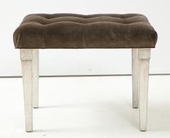 James Mont James Mont Silver Leafed Vanity Desk - 1197253