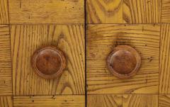 James Mont Pair of James Mont Oak Front Cabinets  - 1924514
