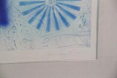 James Rosenquist Signed and Numbered Print Rinse 1978 - 609478