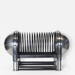 James Waring Carpenter Magazine rack made in 1933 by McKay Craft designed by James Waring Carpenter - 1298625