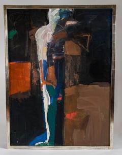 Jamie Chase Large Oil on Canvas Explorer II - 1083643
