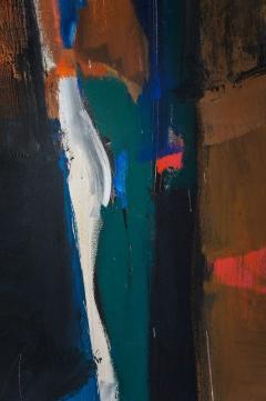 Jamie Chase Large Oil on Canvas Explorer II - 1083644