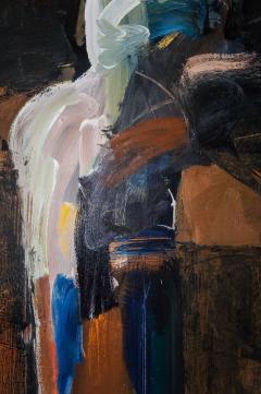Jamie Chase Large Oil on Canvas Explorer II - 1083646