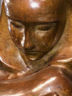 Jan Anteunis Jan Anteunis Art Deco Female Statue Belgian Sculptor - 1386845