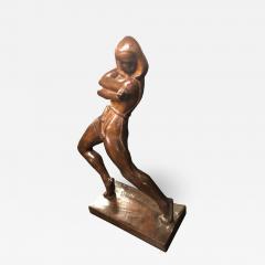 Jan Anteunis Jan Anteunis Art Deco Female Statue Belgian Sculptor - 1387336